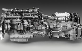 Next Gen Scania S And R New V8 Engine Sound 1.35