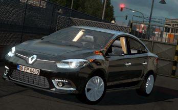 Renault Fluence V1R10 1.35