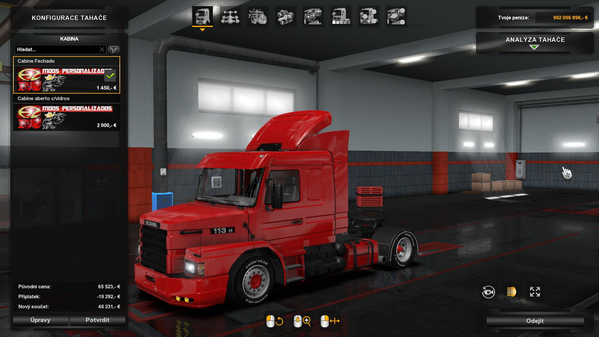 Scania 113H Modyfied v1.0