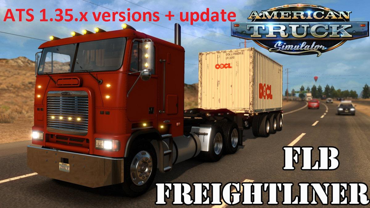 Freightliner FLB v2.0.7.1 1.35.x