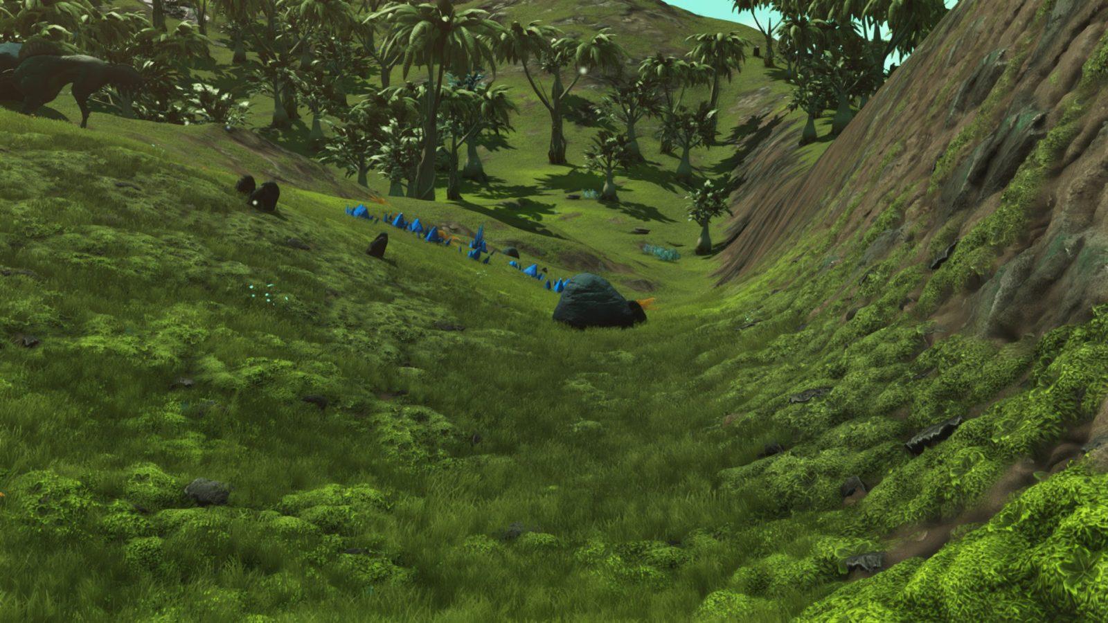 Grass Correction (Vulkan Compatible)