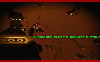 Increased Fleet Purchase Distance