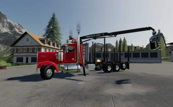 Kenworth W900 Cab Mount v 1.0.0.2