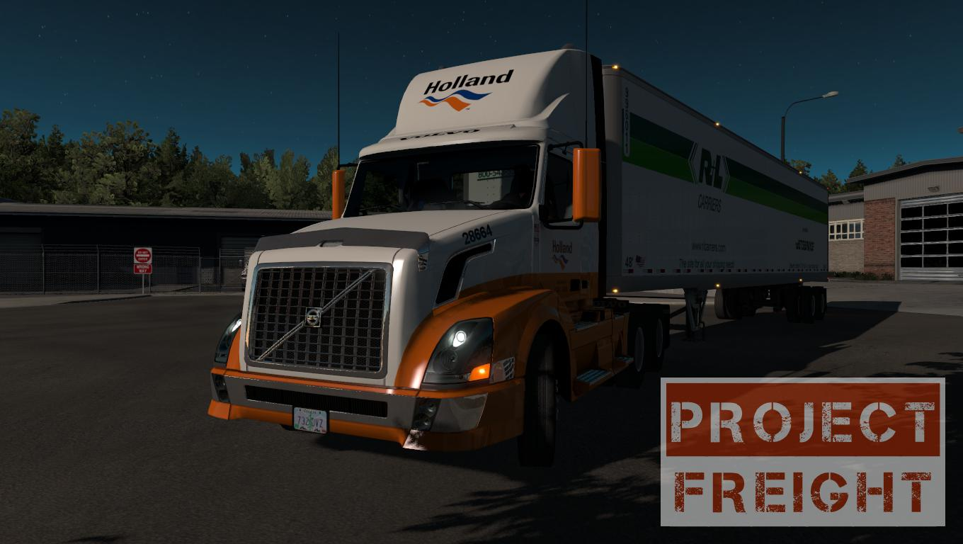 Project Freight v1.35