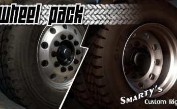 Smarty Wheels Pack ATS v 1.3.1 1.35.x