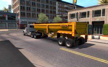 ATS Trailers mods, American truck simulator trailers | Allmods net