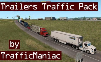 Trailers Traffic Pack by TrafficManiac v 1.0