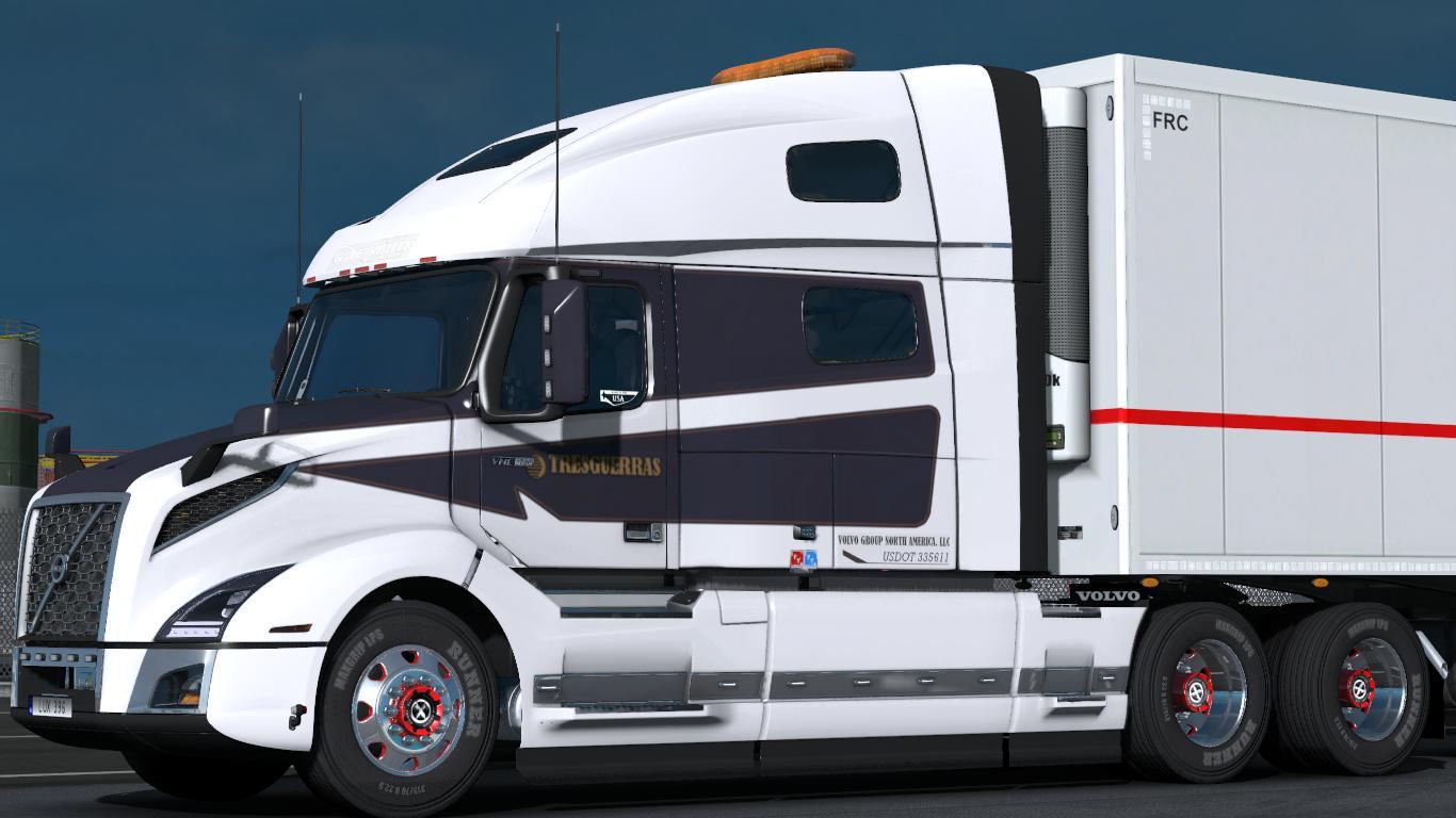 Volvo VNL 2019 v2.18 1.35.x