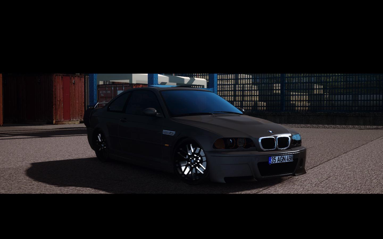BMW E46 M3 1.35