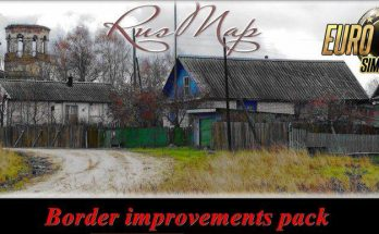 Border Improvements pack for RusMap v1.9.0