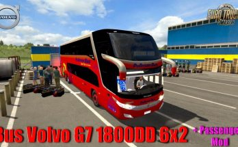 ETS2 Bus, Euro truck simulator 2 Bus mods download   Allmods net