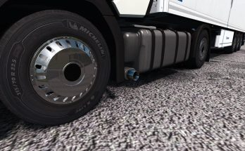 Caps for chrome wheels with rectangular holes v1.0