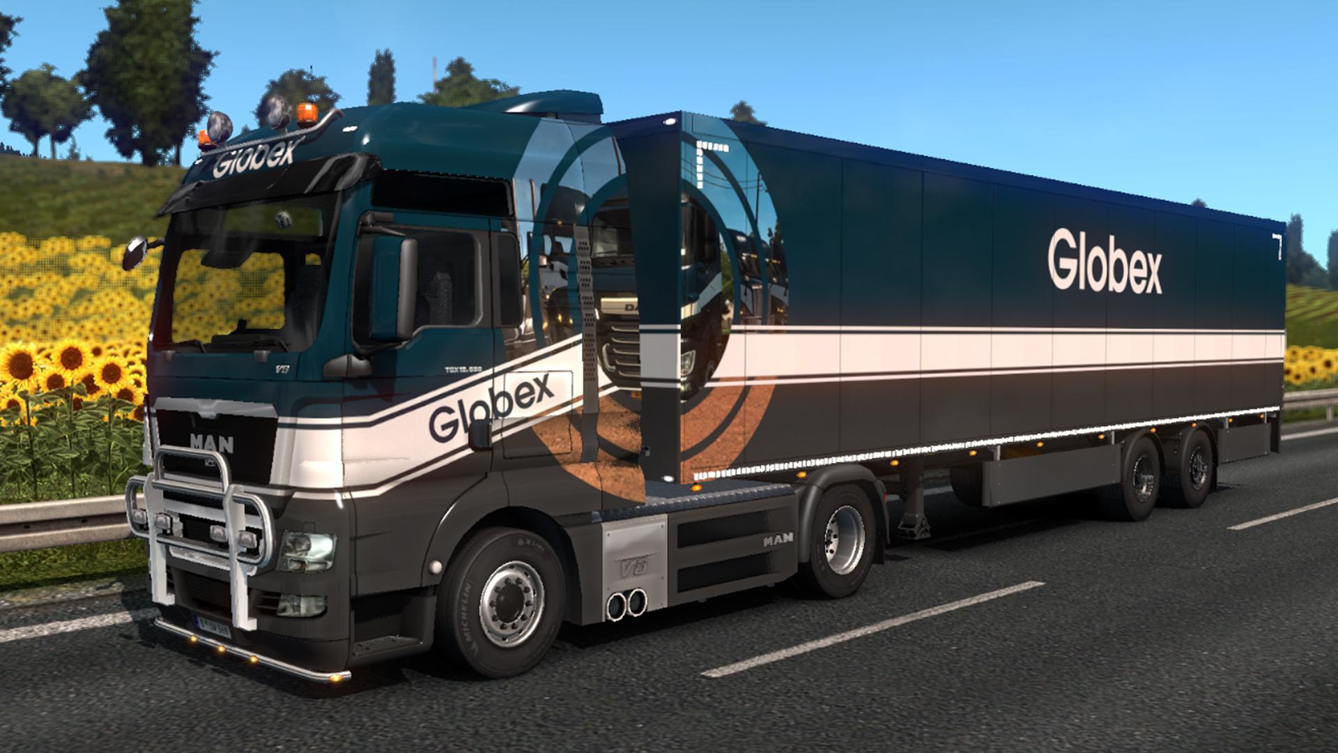 Globex Paintjob Pack 1.35