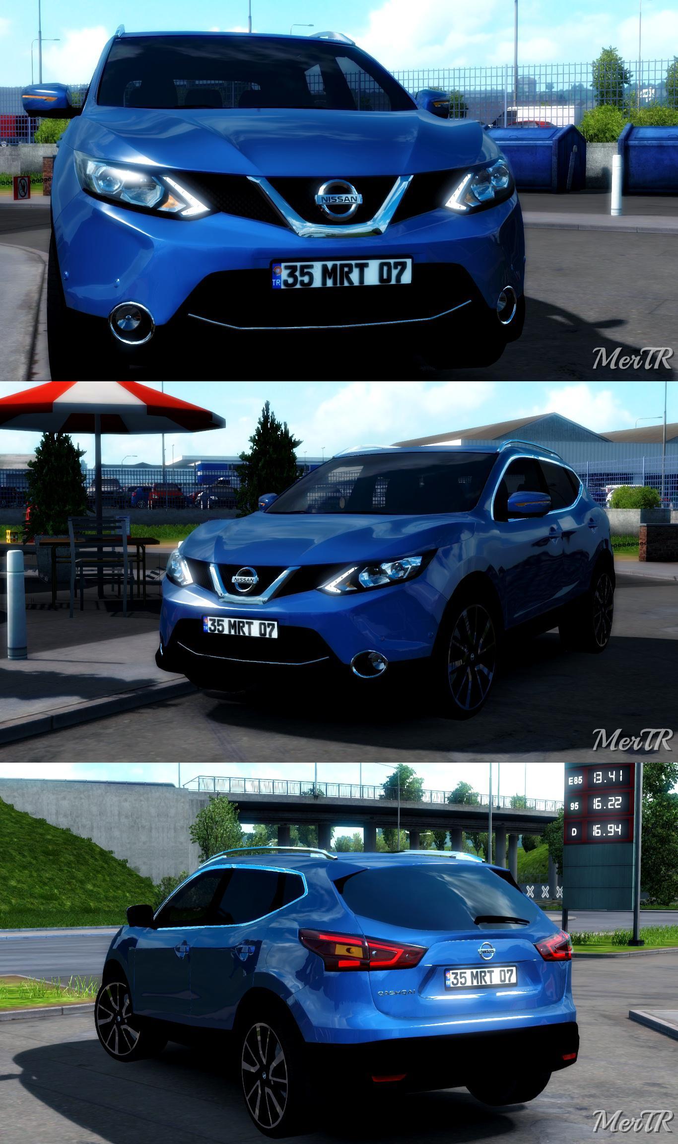 Nissan Qashqai 2016 1.35.x