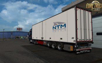 NTM Tandem Trailers Addon v2.0 by Kast 1.35.x