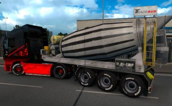 Ownership Cement Mixer For Multiplayer 1.35