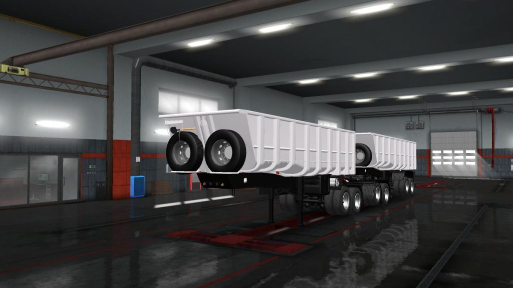 Rodotrem Bucket 9 axles v4.1