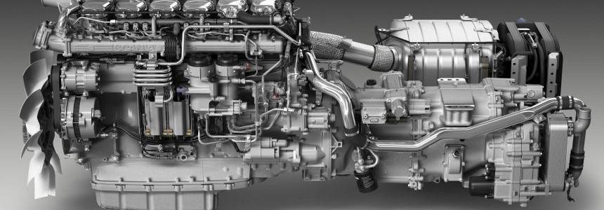 Scania Next Gen New V8 Sound And Sounds Rework v1.2