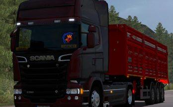 Scania V8 Stock Sound v1.2 edited MUhammet