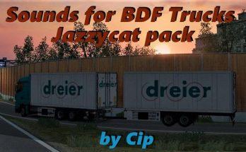 Sound for BDF Traffic pack by Jazzycat v5.5.1