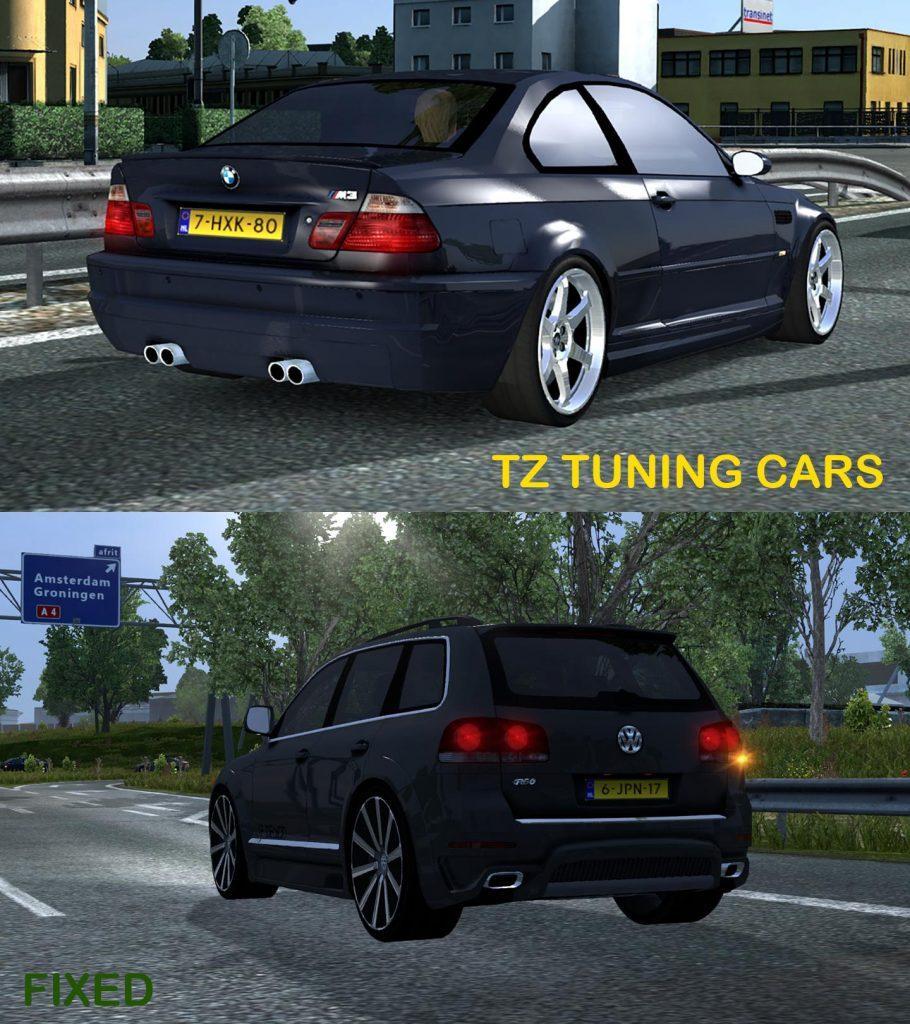 TZ TUNING CARS Fixed