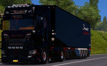 Scania S Sarantos Combo 1.35.x