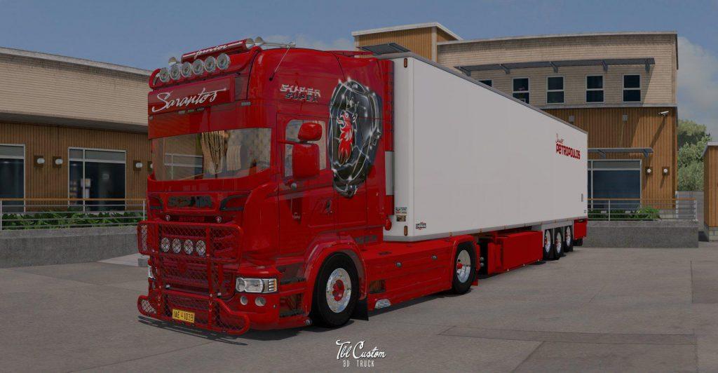 Scania Sarantos Junior Combo 1.35.x