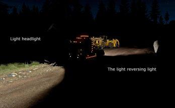 ATS Headlights + R 1.35.x