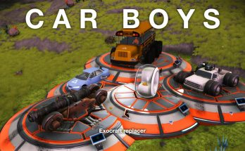 Car Boys – Custom Exocraft Models (Vulkan Compatible