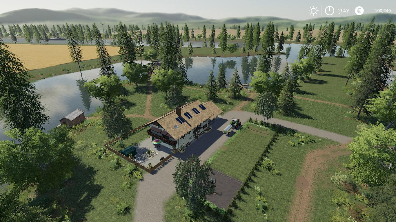 FS19 Fenton Forest 4x By Stevie