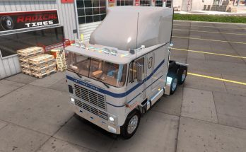 International 9600 Reworked for ATS 1.35.x