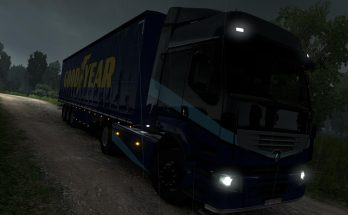 Goodyear Event Trailer Ownable 1.35.X