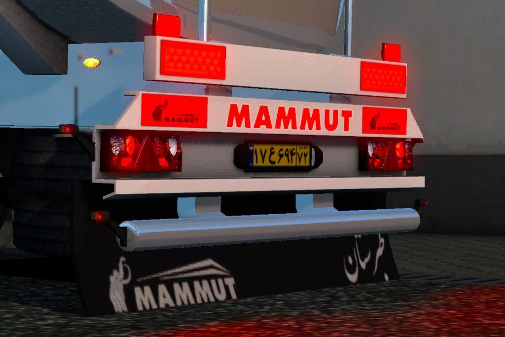 Mammut Tanker Steel v1.0