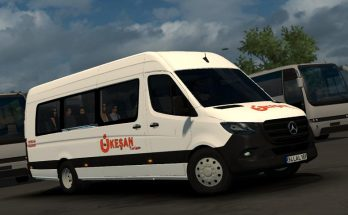 ETS2 Bus, Euro truck simulator 2 Bus mods download | Allmods net