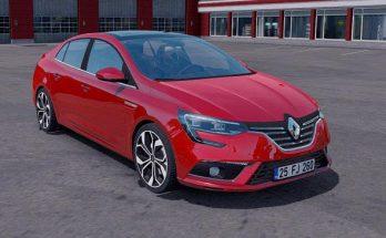 Renault Megane IV v1.2.1