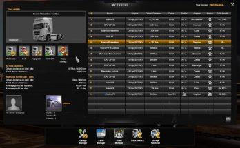 ETS2 Save Game, Euro truck simulator 2 save game | Allmods net