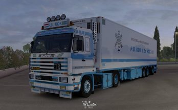 Scania 143M 500 PB Kok 1.35.x