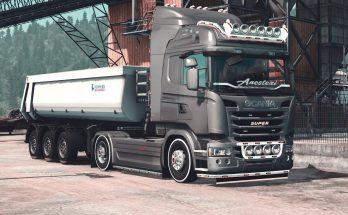 Scania Anestezi Truck 1.35.x