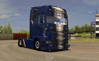 Scania S Viking Combo 1.35.x
