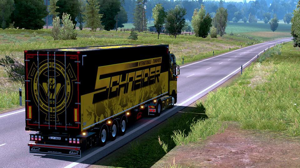 Scania S Wolverine Skin 1.32.x- 1.35.x