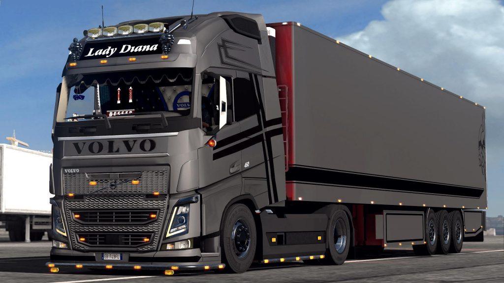 Volvo Lady Diana 1.35