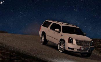 Cadillac Escalade ESV Platinium ATS 1.35