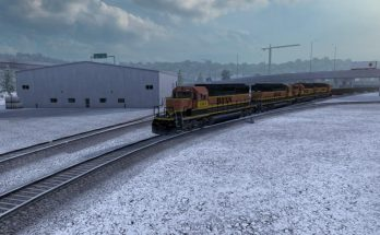Improved Trains v3.0 for ATS 1.35.x
