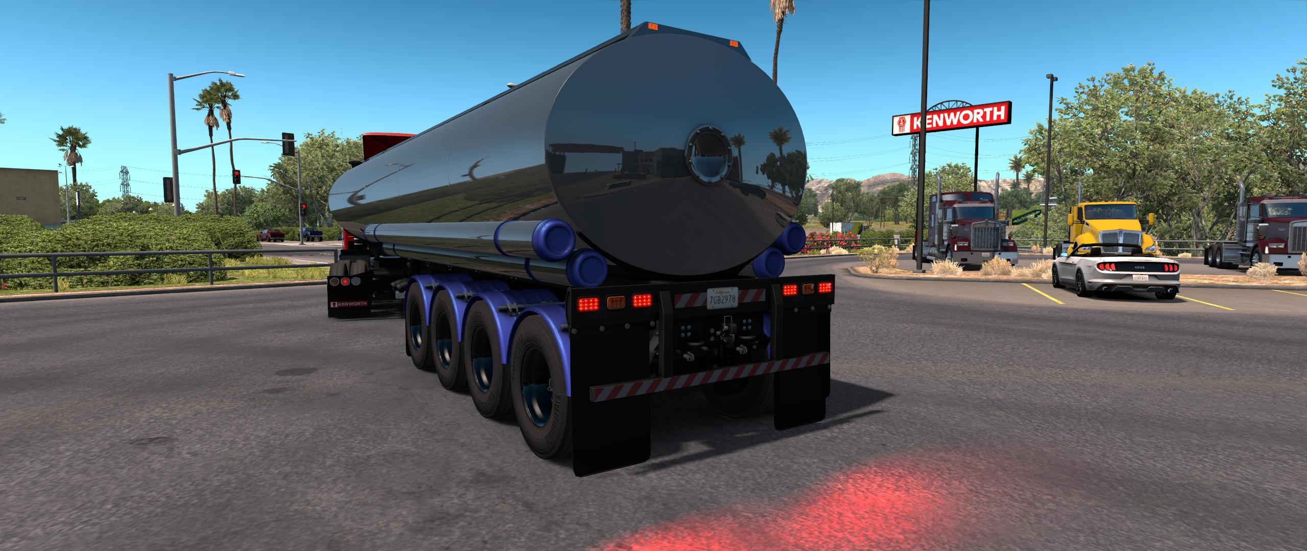 Tank Flammable Product v1.0
