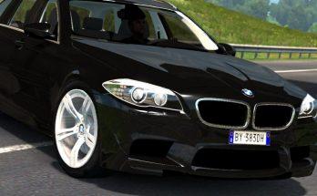 BMW M5 Touring ETS2 1.35