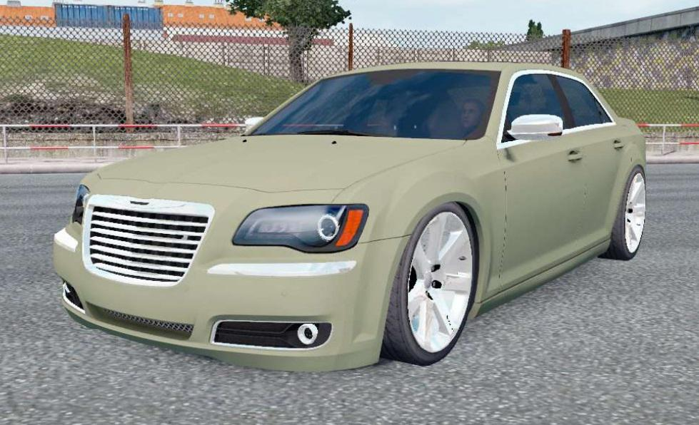 CHRYSLER 300C LX2 2011 v1.0