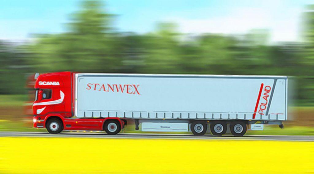 Combo Stanwex - ETS2 1.35