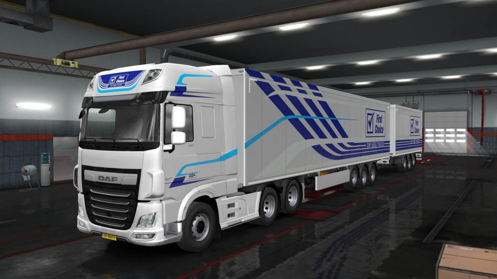DAF First Choice skin v1.0