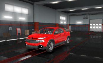 Fiat Toro BETA