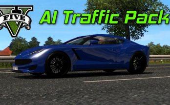 GTA V Traffic Pack 1.35.x
